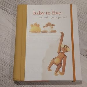 👶 Baby to Five: An Early Years Journal
